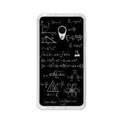 "Funda Gel Tpu para meizu M3 Mini / M3S 5"" Diseño Formulas Dibujos"