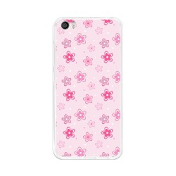Funda Gel Tpu para Xiaomi Mi5 / Mi5 Pro Diseño Flores Dibujos