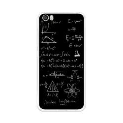 Funda Gel Tpu para Xiaomi Mi5 / Mi5 Pro Diseño Formulas Dibujos