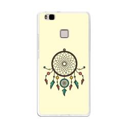 Funda Gel Tpu para Huawei P9 Lite Diseño Atrapasueños Dibujos