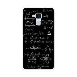 Funda Gel Tpu para Huawei Honor 5C / Gt3 Diseño Formulas Dibujos