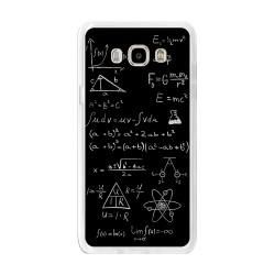 Funda Gel Tpu para Samsung Galaxy J7  (2016) Diseño Formulas Dibujos