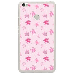 Funda Gel Tpu para Xiaomi Mi Max Diseño Flores Dibujos
