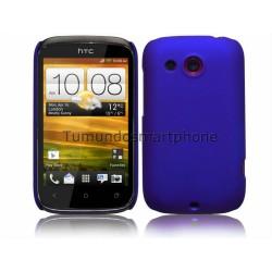 Carcasa Dura HTC Desire C Color Azul