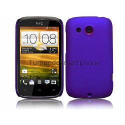 Carcasa Dura HTC Desire C Color Morada