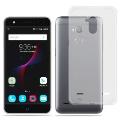 Funda Gel Tpu Zte Blade V7 Lite Color Transparente