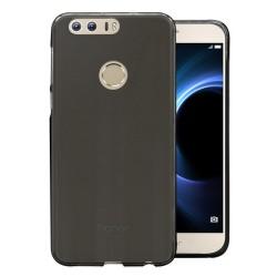 Funda Gel Tpu Huawei Honor 8 Color Negra