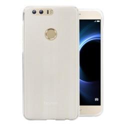 Funda Gel Tpu Huawei Honor 8 Color Transparente