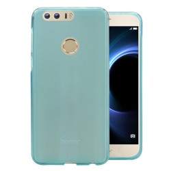 Funda Gel Tpu Huawei Honor 8 Color Azul