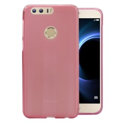 Funda Gel Tpu Huawei Honor 8 Color Rosa