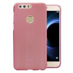 Funda Gel Tpu Huawei Honor 8 Color Rosa