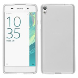 Funda Gel Tpu Sony Xperia E5 Color Transparente