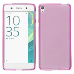 Funda Gel Tpu Sony Xperia E5 Color Rosa
