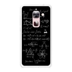 Funda Gel Tpu para Letv Le Max 2  Diseño Formulas Dibujos
