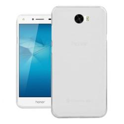 Funda Gel Tpu Huawei Y5 Ii / Y6 II Compact Color Transparente