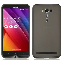 "Funda Gel Tpu para Asus Zenfone 2 Laser 6"" Ze601Kl Color Negra"