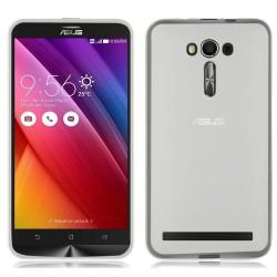 "Funda Gel Tpu para Asus Zenfone 2 Laser 6"" Ze601Kl Color Transparente"