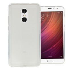 "Funda Gel Tpu para Xiaomi Redmi Pro 5.5"" Color Transparente"