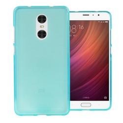 "Funda Gel Tpu para Xiaomi Redmi Pro 5.5"" Color Azul"