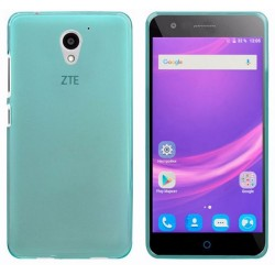Funda Gel Tpu para Zte Blade A510 Color Azul