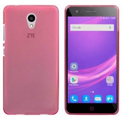 Funda Gel Tpu para Zte Blade A510 Color Rosa