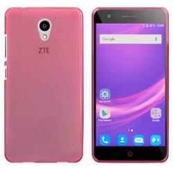 Funda Gel Tpu para Zte Blade A510 Color Rosa