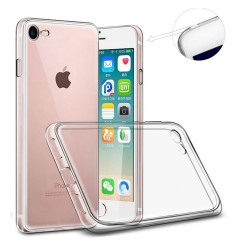 Funda Gel Tpu Fina Ultra-Thin 0,3mm Transparente para Iphone 7 /  8