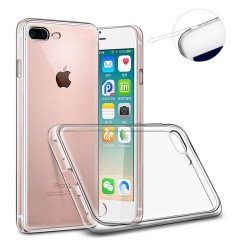 Funda Gel Tpu Fina Ultra-Thin 0,3mm Transparente para Iphone 7 Plus / 8 Plus