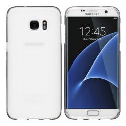 Funda Gel Tpu para Samsung Galaxy S7 Edge Color Transparente