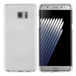 Funda Gel Tpu para Samsung Galaxy Note 7 Color Transparente