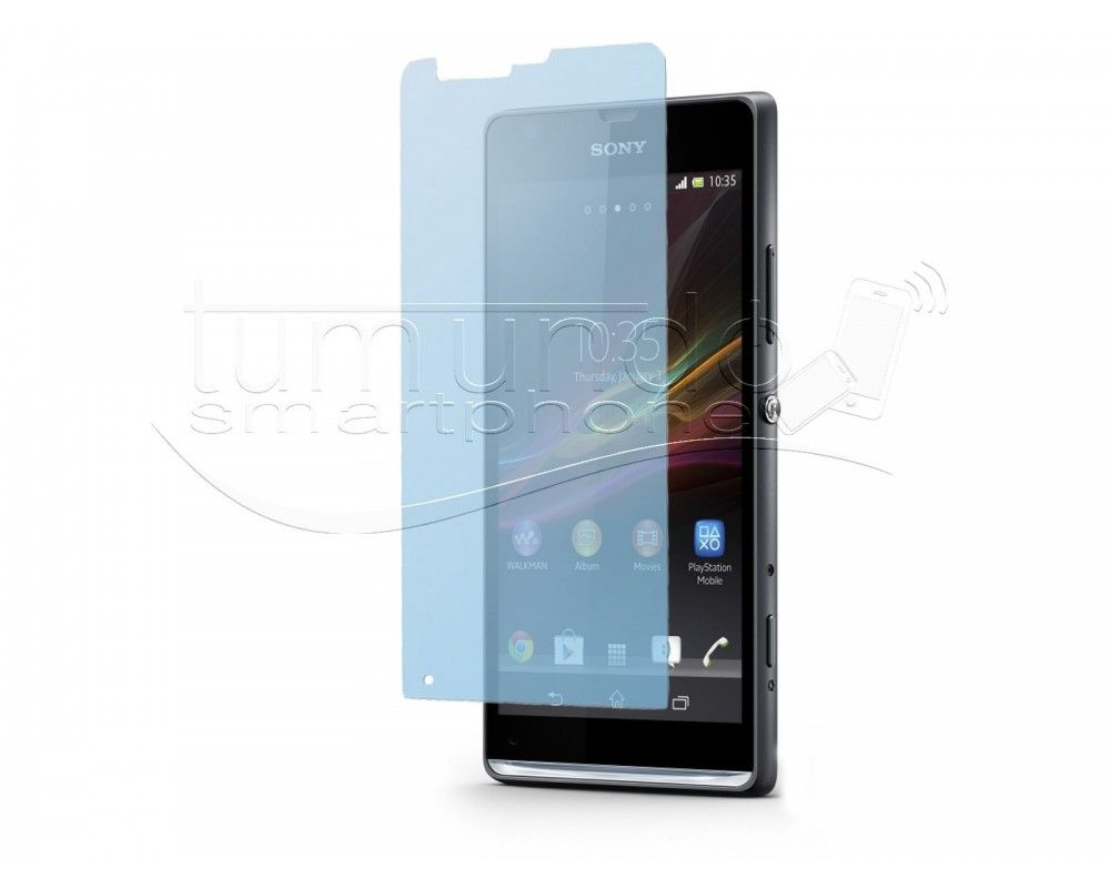 3 X Protector Pantalla Sony Xperia Sp M35H