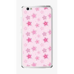 Funda Gel Tpu para Weimei We Plus Diseño Flores Dibujos