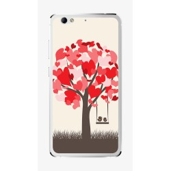 Funda Gel Tpu para Weimei We Plus Diseño Pajaritos Dibujos