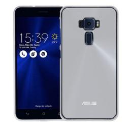 "Funda Gel Tpu para Asus Zenfone 3 5.5"" Ze552Kl Color Transparente"