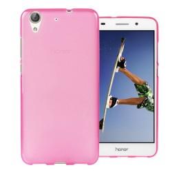 Funda Gel Tpu para Huawei Y6 II / Honor 5A Color Rosa