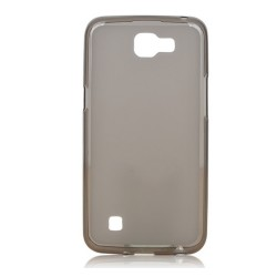 Funda Gel Tpu para Lg K4 Color Negra