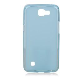 Funda Gel Tpu para Lg K4 Color Azul