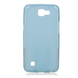 Funda Gel Tpu para Lg K4 Color Azul