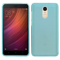 Funda Gel Tpu para Xiaomi Redmi Note 4 / Note 4 Pro Color Azul