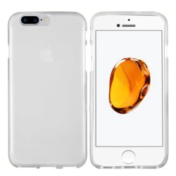 Funda Gel Tpu para Iphone 7 Plus / 8 Plus Color Transparente