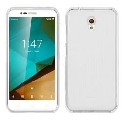 Funda Gel Tpu para Vodafone Smart Prime 7 Color Transparente