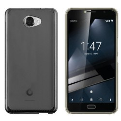 Funda Gel Tpu para Vodafone Smart Ultra 7 Color Negra