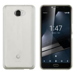 Funda Gel Tpu para Vodafone Smart Ultra 7 Color Transparente