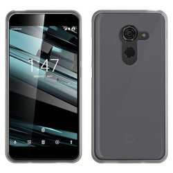 Funda Gel Tpu para Vodafone Smart Platinum 7 Color Negra