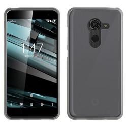 Funda Gel Tpu para Vodafone Smart Platinum 7 Color Negra