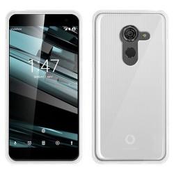 Funda Gel Tpu para Vodafone Smart Platinum 7 Color Transparente