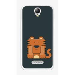 Funda Gel Tpu para Doogee X6S / X6 / X6 Pro Diseño Tigre Dibujos