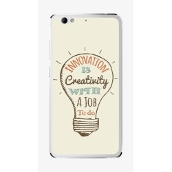 Funda Gel Tpu para Weimei We Plus Diseño Creativity Dibujos