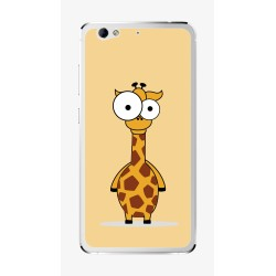 Funda Gel Tpu para Weimei We Plus Diseño Jirafa Dibujos
