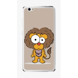 Funda Gel Tpu para Weimei We Plus Diseño Leon Dibujos